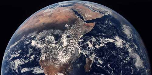 Earth, Africa
